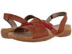 Keen Dauntless Strappy II (Tortoise Shell/Anemone) Women's Shoes