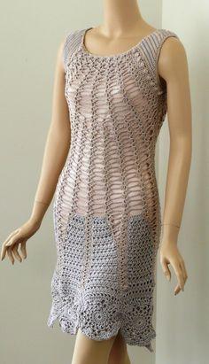 Chique.Crochetemoda: Vestidos