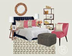 Bedroom Design by…Target
