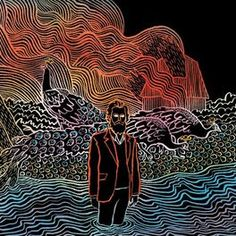 Iron & Wine - Kiss Each Other Clean