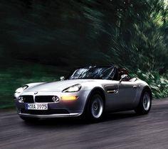 BMW Z8. James Bond drove it, and so did my daddy!