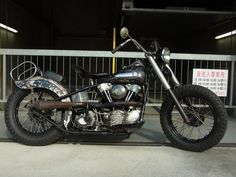 1947 E - Gallery | HAWGHOLIC motorcycles