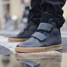 "Buty Nike Flystepper 2K3 ""Anthracite"" i got one pair, love it!"