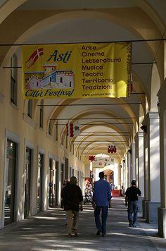 Asti, Piazza Alfieri,   #TuscanyAgriturismoGiratola