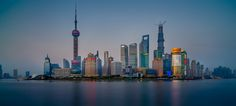 Blue Hours - Pudong Shanghai   Flickr - Photo Sharing!