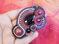 Soutache by Tsarina Design
