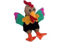 ANIMAL PUPPET Rooster