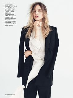 visual optimism; fashion editorials, shows, campaigns & more!: a cut above: sasha pivovarova by daniel jackson for uk vogue july 2014