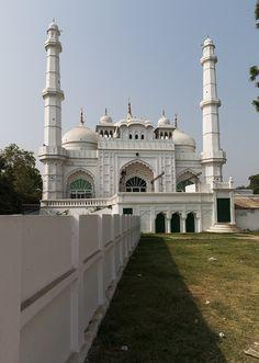 Teelay Wali Masjid, Hussainabad,Lucknow , U.P.