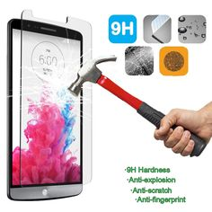 9H Tempered Glass Screen Protector Film For LG X Power K5 K10 Nexus 5X Leon G4 Magna Spirit G2 Mini G3 G3s Beat Mini G5 Cover -  http://mixre.com/9h-tempered-glass-screen-protector-film-for-lg-x-power-k5-k10-nexus-5x-leon-g4-magna-spirit-g2-mini-g3-g3s-beat-mini-g5-cover/  #ScreenProtectors