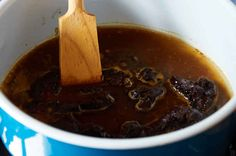 Mexican mole paste is simple to prepare. Mole goes well with chicken, enchiladas, pork, and turkey. Mole Recipe, Paste Recipe, Mexican Mole, Healthy Tips, Being Used, Mexican Food Recipes, Cravings, Pork, Turkey