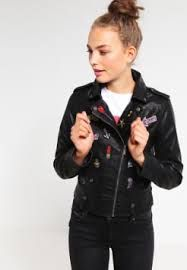 Negras Chaquetas De Imágenes Mejores Cuero 37 Jacket Leather qfRFUpwXnx