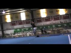 Cheer Tumbling 09 weatch the guy in the stripped pants #amazing wish i could do this