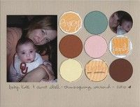 A Project by ScrapShell from our Scrapbooking Gallery originally submitted 01/12/07 at 10:14 AM