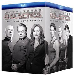 Battlestar Galactica: The Complete Series [Blu-ray] - http://godoffilm.net/product/battlestar-galactica-the-complete-series-blu-ray/