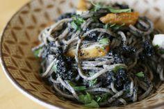 Kurogoma Soba Noodles