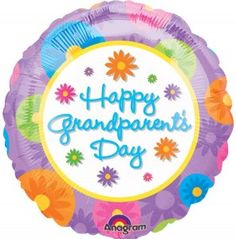 Happy grandparents day quotes, poems, e-cards..... paint on a dollar store plate and bake