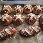 schnelle softe Laugenbrötchen | kochen & backen leicht gemacht mit Schritt für Schritt Bilder von & mit Slava