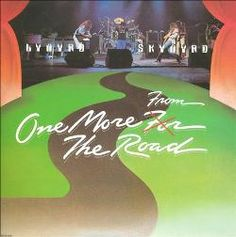 Lynyrd Skynyrd - One More from the Road CD Cover Art