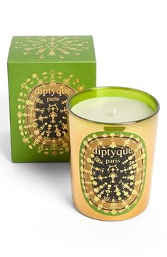 diptyque pin bark candle // love these candles