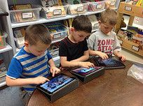 Using iPads in the Primary Grades