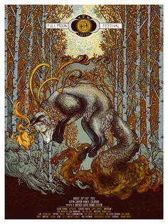 Full Moon Festival - Erica Williams - 2015 ----