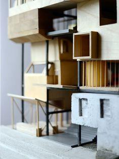 A Model (Danish pavilion, Venice architecture biennale )