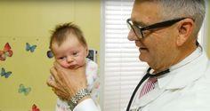 Babies können einfach süß sein. Aber manchmal können sie noch so nervig sein, vor allem, wenn sie nicht aufhören wollen, zu schreien. Manchmal fühlt es sich so an, als würde das Baby nie aufhören wollen zu schreiben, aber nun kam Dr. Hamilton von Pacific Ocean Pediatrics auf eine Idee, die helfen soll.