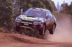 These Subaru Rally Photos Will Blow Your Mind