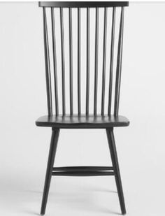 A Tall Take On Traditional Windsor Chairs, Our Slender Chairs Feature A  High Cap Railed Spindle Back That Comfortably Cups The Body. A Fantastic Vau2026