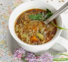 Czech Recipes, Ethnic Recipes, Baby Food Recipes, Healthy Recipes, Just Eat It, Bon Appetit, Cheeseburger Chowder, Main Dishes, Food And Drink