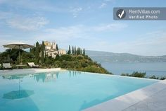 Image 3 of Photos of Beautiful Lake Garda Villa with Pool for Three Couples - Villa Garda - RentVillas.com