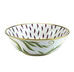 Frivole Salad Bowl by Bernardaud | Michael C. Fina