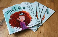 Timid Tara the little Irish dancer - children book!