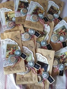 I LOVE this idea...Use old book cover. Collect Christmas cards or fill it with Christmas photos of family!