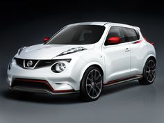 Nissan JUKE NISMO Concept: lower, faster and visually even more dramatic, NISMO know-how redefines the Nissan JUKE