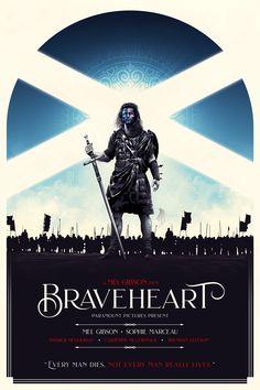 Braveheart (1995) [1000 x 1500]