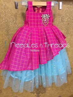 Kids Party Wear Dresses, Kids Dress Wear, Baby Girl Party Dresses, Kids Gown, Dresses Kids Girl, Girls Frock Design, Kids Frocks Design, Baby Frocks Designs, Baby Dress Design