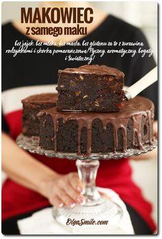 Holiday Baking, Christmas Baking, Christmas Crafts, Baking Recipes, Cake Recipes, Polish Recipes, Foods With Gluten, Gluten Free Baking, Healthy Sweets