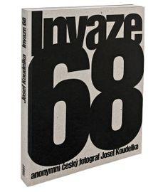 Josef Koudelka: Invaze 68   Studio Najbrt