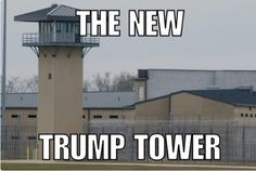 Impeach Donald Trump @Impeach_D_Trump. It's Looking More and More Likely that This will Be The New Trump Tower Pretty Soon!!