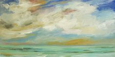 Ocean Moods 69, 24x48x1.5 teresaclinegallery