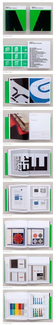 Want! Unit Editions :: Manuals 1 Design & Identity Guidelines :: http://uniteditions.com/shop/manuals-1