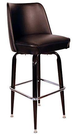 american made high quality restaurant 30 inch swivel bar stool httpwww - Amazon Bar Stools