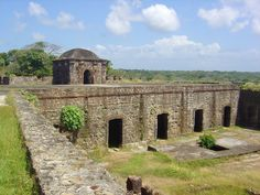 #135: Fortifications on the Caribbean Side of Panama: Portobelo-San Lorenzo, Colon, Panama (since 1980)