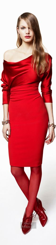 Blumarine - Pre-Fall 2015. Admired by FalconFabrics.com.au
