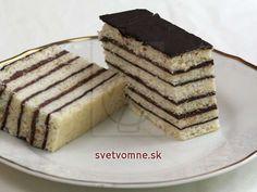 Czech Recipes, Ethnic Recipes, Sweets Cake, Nutella, Tiramisu, Sweet Treats, Muffin, Cooking Recipes, Cookies