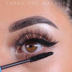 Simple step by step eye liner tutorial Eye Makeup Steps, Eye Makeup Art, Simple Eye Makeup, Smokey Eye Makeup, Skin Makeup, Eyeshadow Makeup, Winged Eyeliner, How To Eyeshadow, Eyeliner