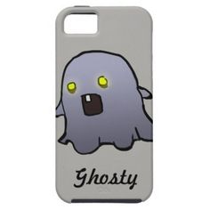#Ghosty iPhone SE/5/5s Case - #Halloween #happyhalloween #festival #party #holiday