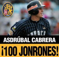 Asdrubal Cabrera 10 - Grandes Ligas 100 HR - 23-09-15